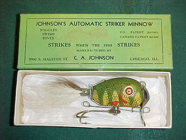 17 best images about antique lures on pinterest | old fishing, Hard Baits