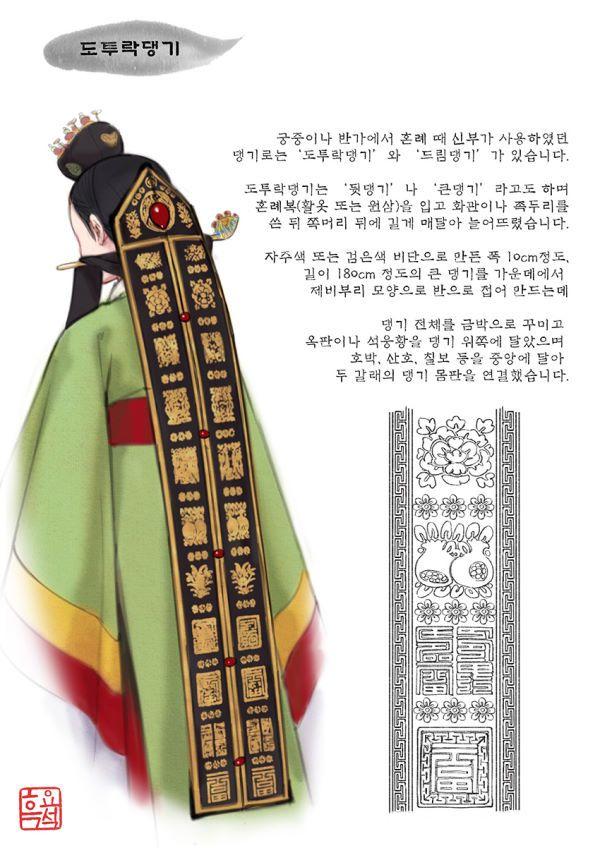 참고문헌 - 우리옷과 장신구(2003) 이경자 한국복식사전(2015)/강순제 외