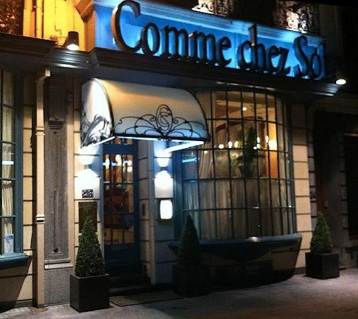 Comme Chez Soi - Brussels (Probably the best meal I have ever had in my entire life!)