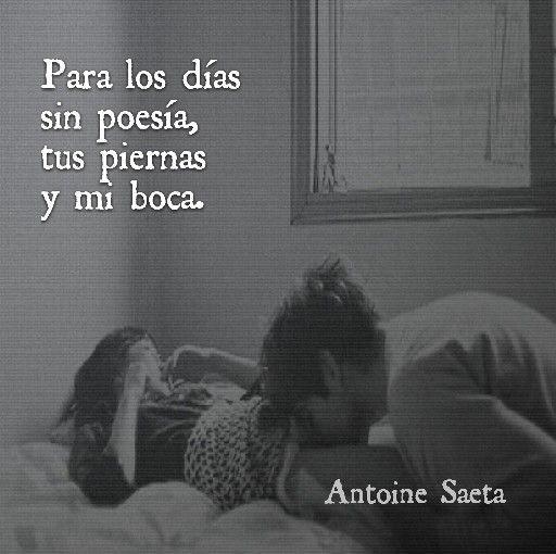 #AntoineSaeta #Romanticismo #Erotismo