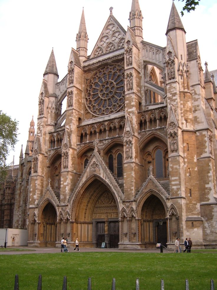 Westminster Abbey London | Around the World Pic: Westminster Abbey in London for Some Good ol ...
