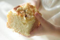 BaBy w kuchni: Klasyczne ciasto drożdżowe z jabłkami *** Yeast Apple Cake - classic
