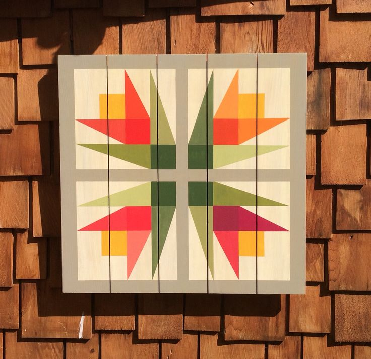Tulip Rose Wall Art Painting For Kitchen Room Golden: 17 Best Images About Barn Quilts By Chela On Pinterest