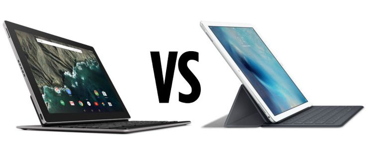 iPad Pro vs Google Pixel C – Which Laptop Replacement Is Right for You?