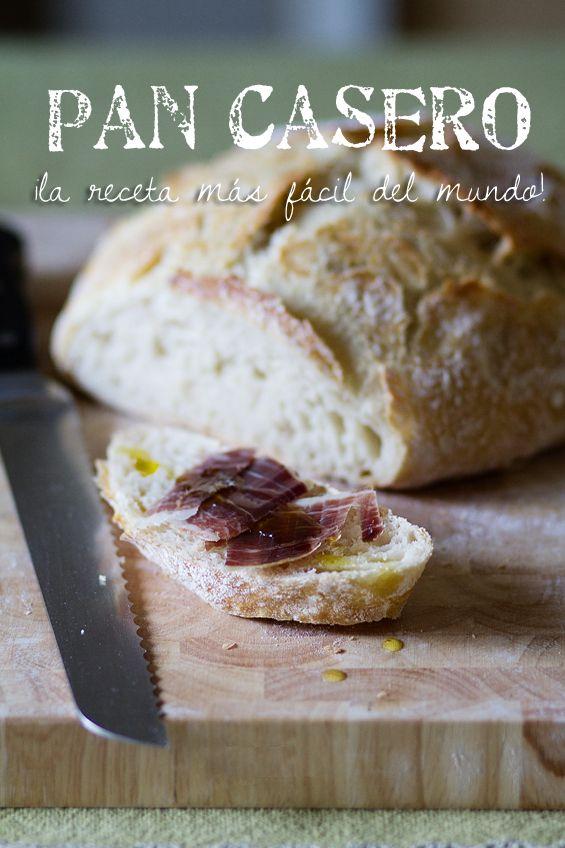 El pan maaas fácil del mundo!!
