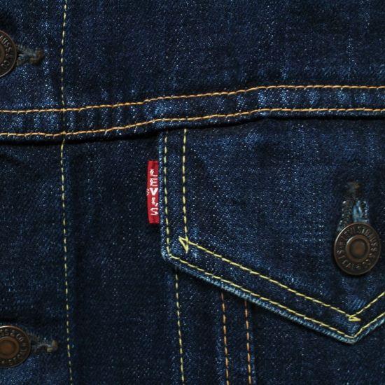 LEVI'S リーバイス/ 70557-XX デニムジャケット Gジャン インディゴブルー メンズ42インチ 350 - 古着SAKAGUCHI