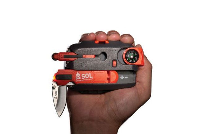 The Sol Survival Kit-30 cool new gadgets to try this Summer