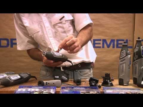 Dremel - Piezas basicas - Collets y Mandriles