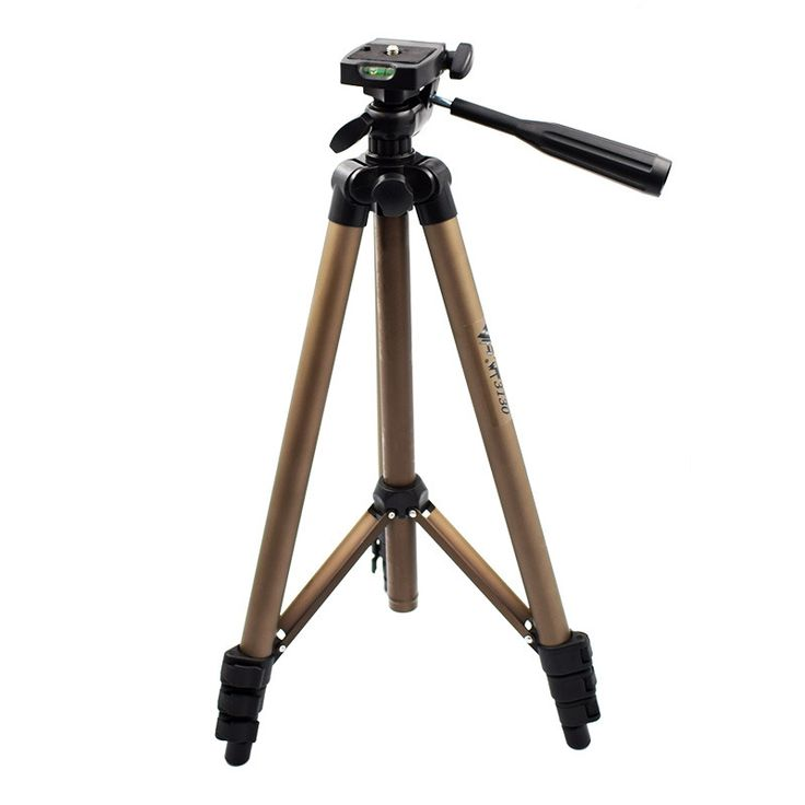 Rigal 50 inch WT3130 Aluminum LED LCD Mini Projector Bracket Flexible Camcorder Camera Tripod Projector Stand Holder Mount Stand