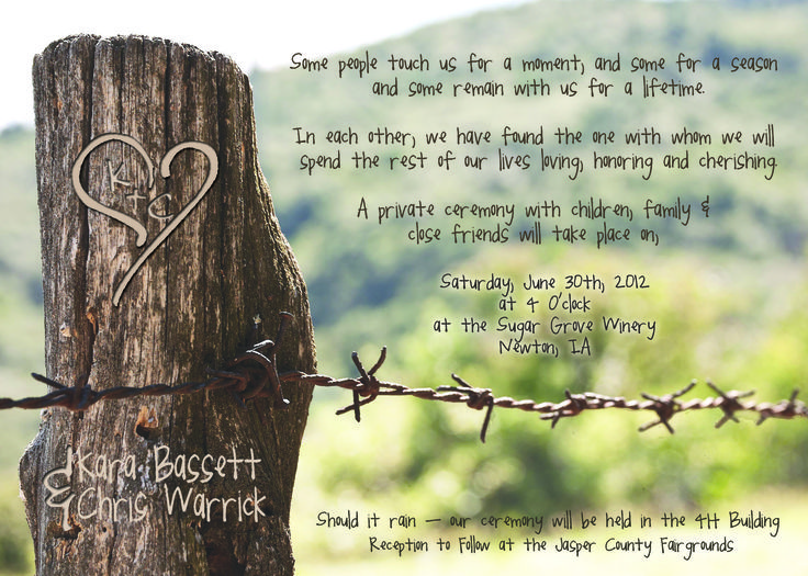 Country Wedding Invites absolutely amazing ideas for your invitation example