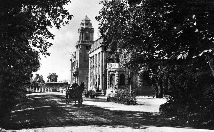 Szent Margitsziget Gyógyfürdő Rt. irodaháza (később Spolarich vendéglő, majd a Magyar Athlétikai Club klubháza).
