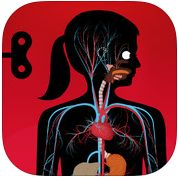 The Human Body - An Anatomy App for Kids