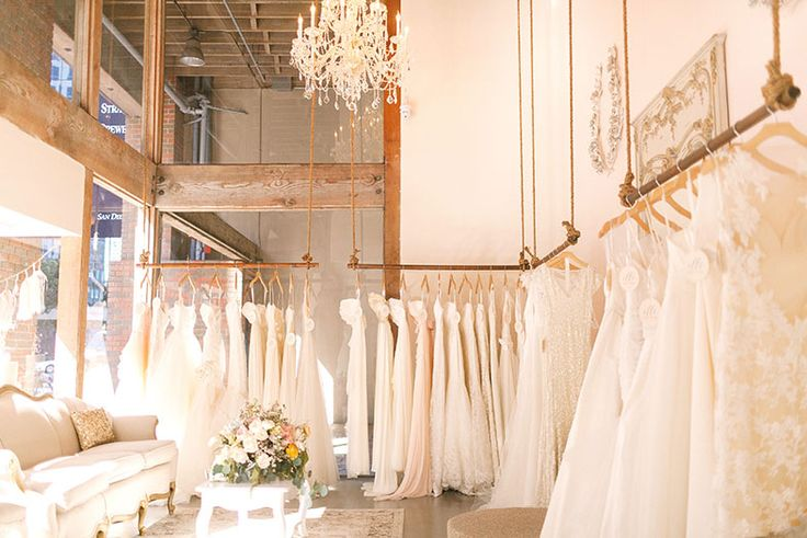 Bridal Boutiques: Elle Bridal Boutique and Dress Theory. #BestOfSD