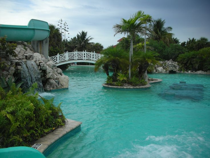 Taino Beach Resort Hit By Hurricane