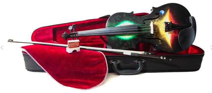 GALAXY DREAM VIOLIN EXCLUSIVELY THROUGH MUSICIANSFRIEND, GUITAR CENTER, SOLD WITH SHEET MUSIC TO STAR WARS