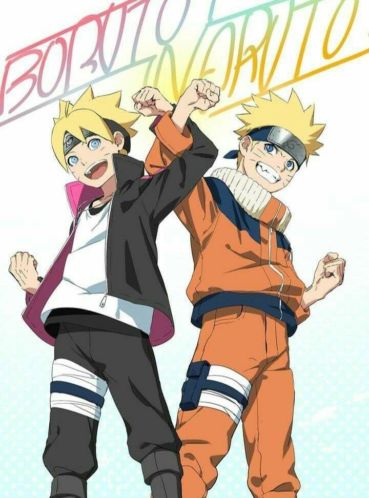 Pin Di Naruto Manga