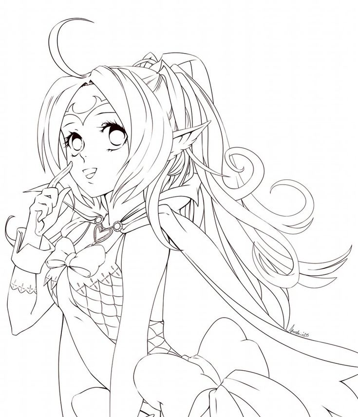 D Line Drawings Quest : Nowi line art by arenheim on deviantart i love to color