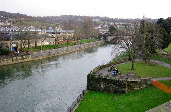 Parade Gardens - Municipal Park in Avon, Central Bath - Visit Bath