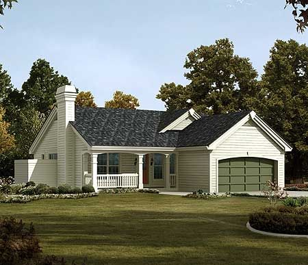 Plan 57147ha affordable four bedroom ranch home linen for Affordable 5 bedroom house plans