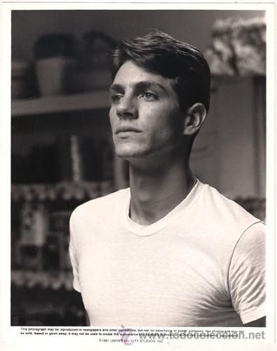 "Eric Roberts--still-photo from ""Raggedy Man,"" 1981.                                                                                                                                                                                 More"