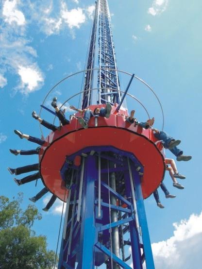 Parque del Café | Turismo Eje Cafetero - Cumbre: Subido en una torre de 40 metros de altura.