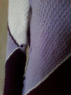 Manócska újjávarázsló ötletei: Bontott fonalból elegáns pulcsi kötése