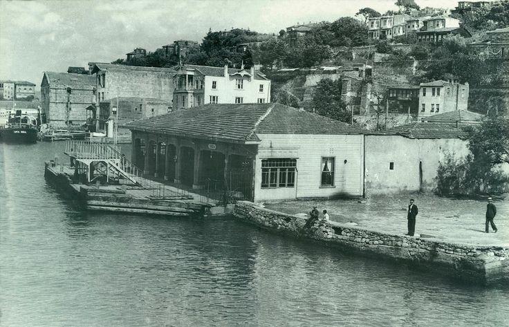 Üsküdar İskelesi / 1940