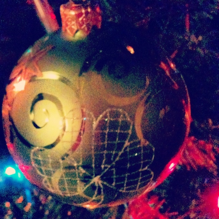 Irish ornaments
