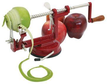 HomeStart Apple & Potato Peeler - contemporary - Graters And Peelers - HPP Enterprises