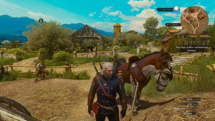 Damn you're ugly #TheWitcher3 #PS4 #WILDHUNT #PS4share #games #gaming #TheWitcher #TheWitcher3WildHunt