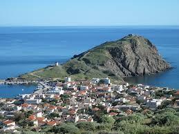 Psara Greece Island