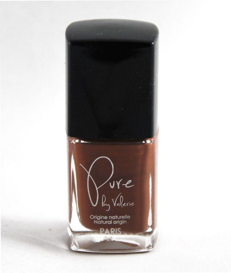 Pure by Valerie, vernis écologique, ecological nail polish