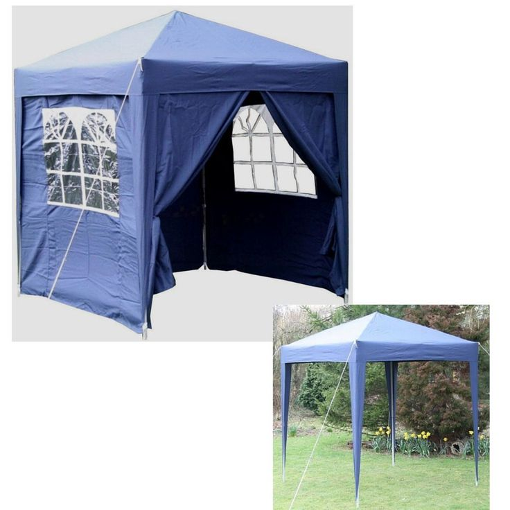 Outdoor Pop Up Gazebo Garden Canopy Tent Waterproof Folding Wedding Party Picnic  sc 1 st  Pinterest & 17 best Garden Pop Up Gazebo and Sheds. images on Pinterest ...