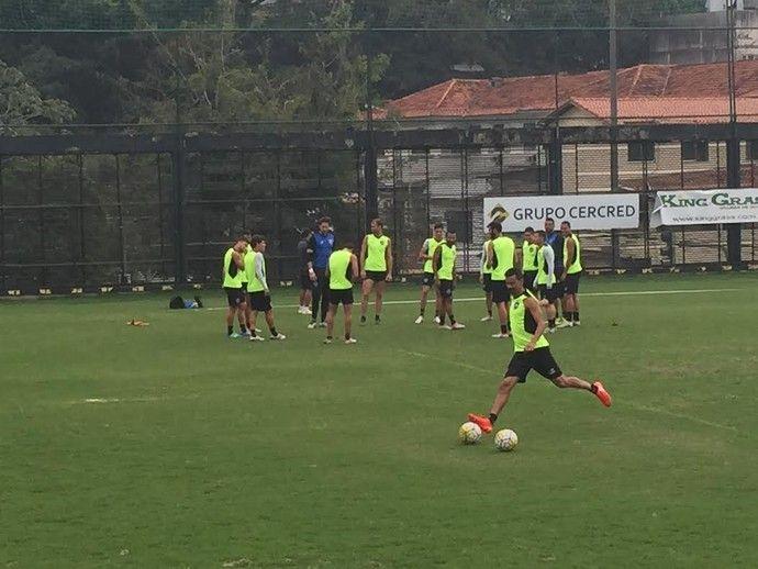 BotafogoDePrimeira: Ainda sem Canales, Botafogo se reapresenta após vi...