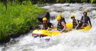 Bali White Water Rafting Ayung River | Ubud River Rafting Adventure