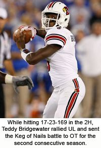 A recap of this week's CFB action from Phil Steele.