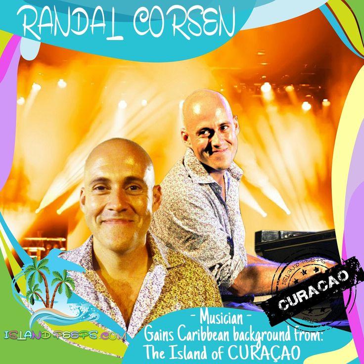 #RandalCorsen #Musican born in #Curacao #islandpeeps