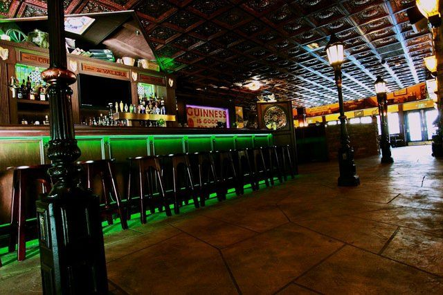 Brendan's Irish Pub and Restaurant in Camarillo, California.