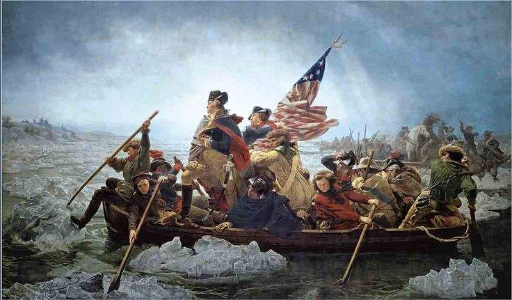 37673. 2. Trenton (25XII1776) Revolución americana