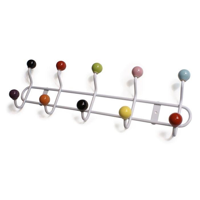 The Modern Baby - LaShelf Retro Atomic Hook - 5 Colours