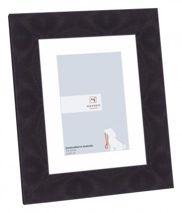 this frame has an opening size of and a matboard a stand back and hanger is included with your frame at picture frames online