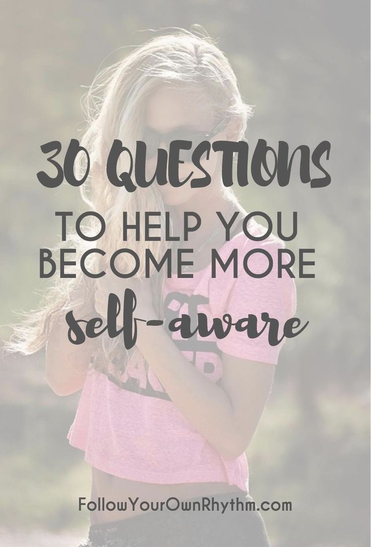 If you are looking to improve your life and become more self-aware, then let these 30 thought-provoking questions guide you to see how you respond to certain life situations, so that you can figure out what works and what doesn't, and make positive changes accordingly.  Comes with free downloadable worksheet!--personal growth | personal development | self discovery | questionnaire | self reflection | self awareness