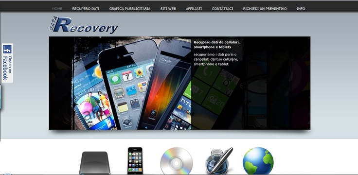 http://www.datarecovery.it Our new Website
