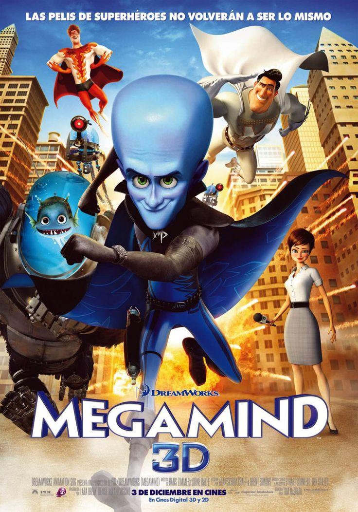 Siento que he vistoMegamind fuera de tiempo. No por el poderío de su…