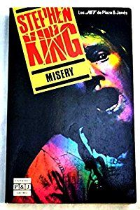 It/The Eyes of the Dragon/Misery book by Stephen King