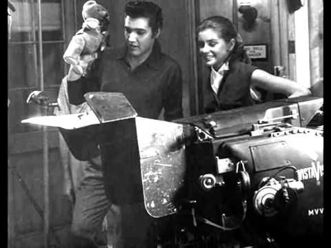 Elvis Presley and Dolores Hart - Loving You