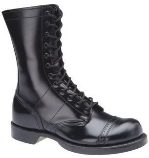 Мужские армейские ботинки