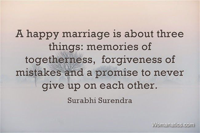 Best Marriage Quotes To Inspire You | Womanatics | Bloglovin'