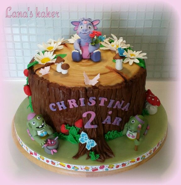 """""""Luntik"""" cake  www.lanaskaker.123hjemmeside.no"""