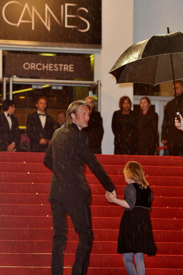 Mads Mikkelsen, Cannes 2012